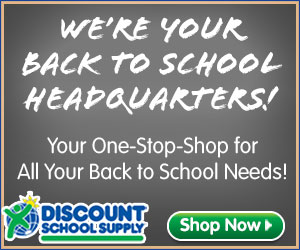 Back To School & Free Shipping