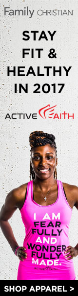 Workout gear from Active Faith