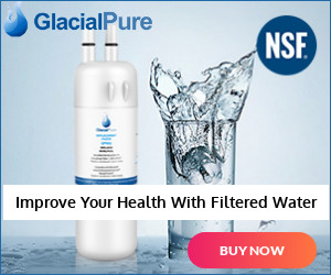 GlacialPure Filter for Whirlpool Filter 1