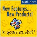 LeGourmetChef.com 125x125 Logo Banner