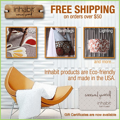 Shop inhabitLiving.com!