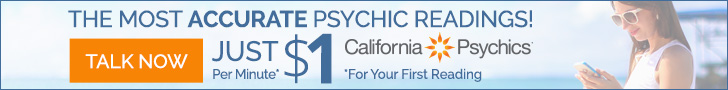 Get a psychic reading for just $1/minute.