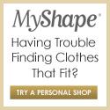 Fashion that Fits and Flatters at MyShape.com