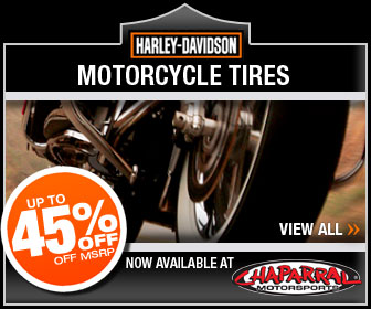 Save up to 45% 0ff MSRP On Harley Tires