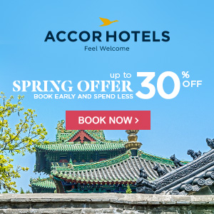 AccorHotels Spring offer book early and save up to 30% off