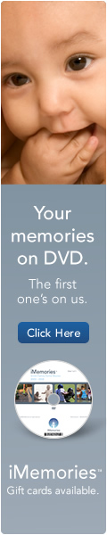 iMemories.com - Your Home Movies. Now on DVD.