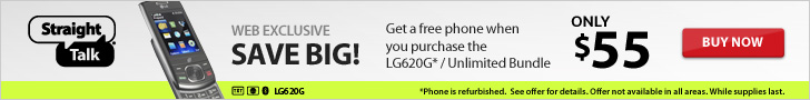 LG620G - Unlimited - Save BIG!