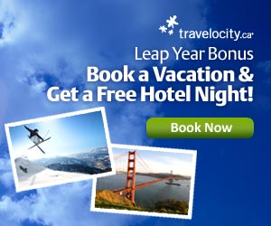 Leap Year Exclusive: Extra Day=Extra Day of Vacay