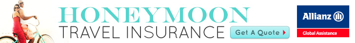 Get a free quote for Honeymoon Insurance