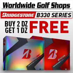Buy One Dozen get One Dozen Free Bridgestone Balls