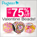 Up To 75% Off Valentine Beads!