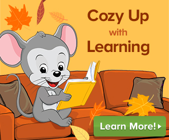 ABC Mouse-- online fun and learning for kids ages 2-8. 100+ Online Courses The Ultimate Guide for Homeschool Success using online courses. #onlinecourses #homeschool #homeschoolcurriculum #ichoosejoyblog