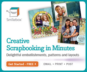 Create amazing digital scrapbooks in minutes!