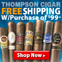 Thompson Cigar - Free Shipping on $99+
