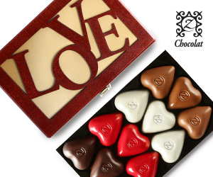 Specalizes in sending the best gourmet chocolate gifts worldwide. Each chocolate is hand-made by world-champion French chocolatiers.
