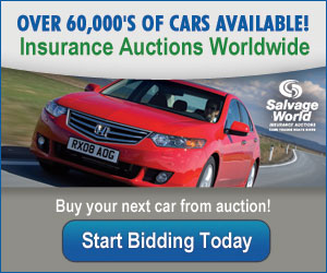 SalvageWorld.net - Insurance Auctions Worldwide
