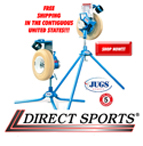 Shop Direct Sports for Baseball and Softball!