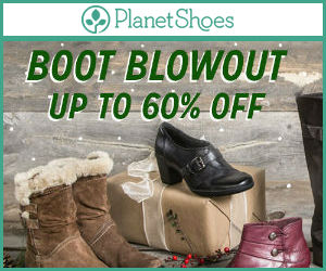 Boot Blowout! Up to 60% off Select Styles!