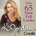 Shop KJordan.com for Fall Fashion!