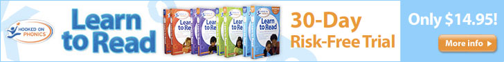 728x90 Learn To Read $14.95