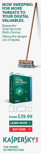 Kaspersky Total Security – Multi-Device