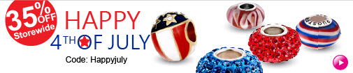Pugster Jewelry Happy 4th Of July - 35% Off Storewide Code: Happyjuly