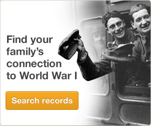 Ancestry's WW1 Collection