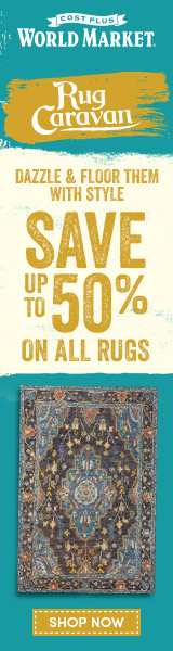 Rug Caravan Save 50% On All Rugs