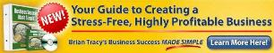 Brian Tracy's Business Success Made Simple