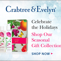 Crabtree & Evelyn Holiday Gifts Collection