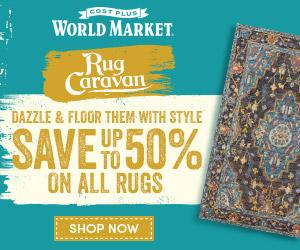 Rug Caravan Save 50% On All Rugs