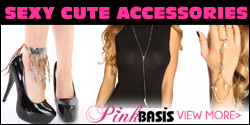Shop for Sexy Cute Accessories at PinkBasis.com