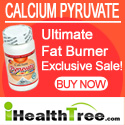 Calcium Pyruvate - Ultimate Fat Burner