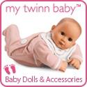 My Twinn Baby doll 125 x 125