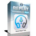 Replay Telecorder Box Shot