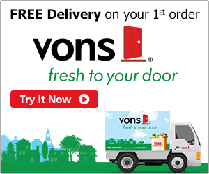 Shop at Home. We Deliver. Vons.com