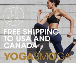 YOGASMOGA - Free Shipping