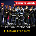 EXO Special Photobook+Free Gift Only at koreanmall