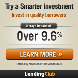 Try it Now! Join Lending Club.