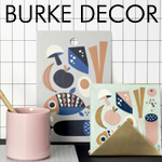 Shop now at Burkedecor.com