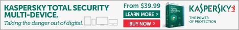 Kaspersky Total Security – Multi-Device