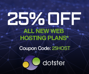 Dotster coupon discount code 40% Off Active and Latest Currently
