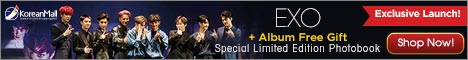 EXO Special Photobook comes with many gifts & free shipping only at koreanmall