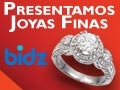 Live Jewelry Auctions, discounts up to 95%! Bidz.