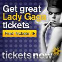 Lady Gaga tickets at TicketsNow.com