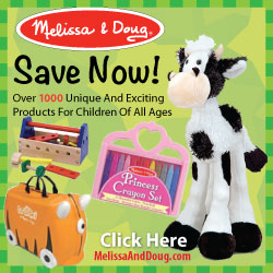 Save On Melissa & Doug