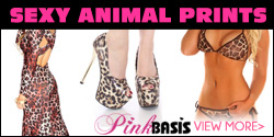 Shop for Sexy Animal Prints at PinkBasis.com