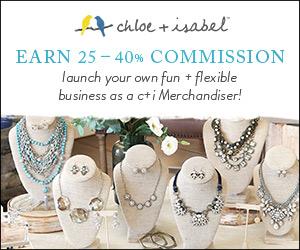 Chloe + Isabel 300x250 Generic Banner