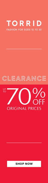 Shop up to 70% Off Clearance at Torrid.com!