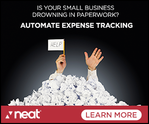 Image for Automate Expense Tracking Red 300x250